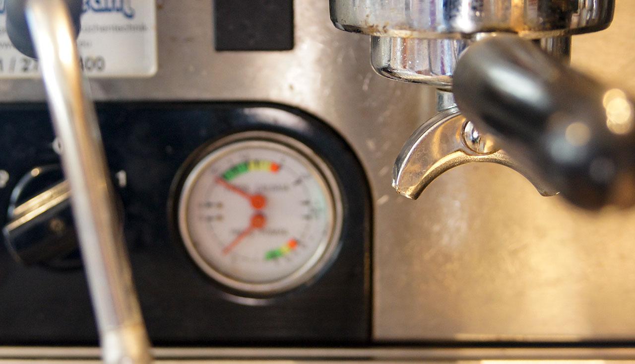 Genuss Kaffe Siebträger